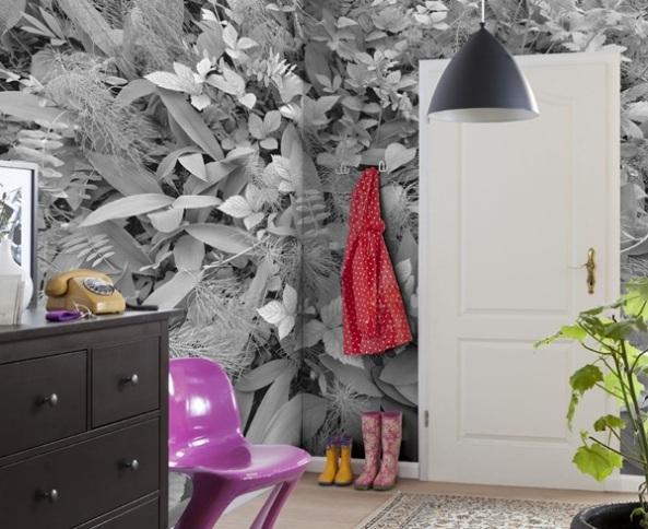 fotomurales decorativos en blanco y negro