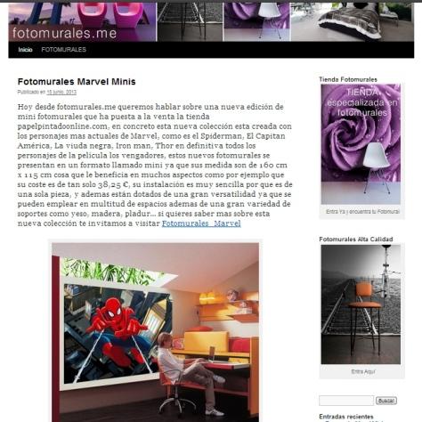 fotomurales decorativos baratos